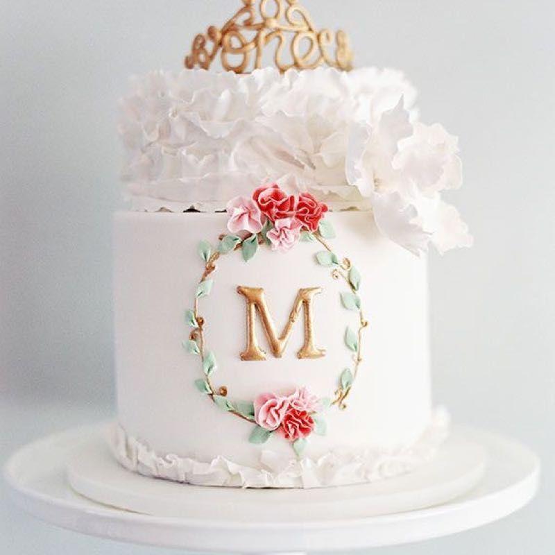 Groovy Cute Beautiful Birthday Cakes From Pinterest Beautiful Funny Birthday Cards Online Alyptdamsfinfo