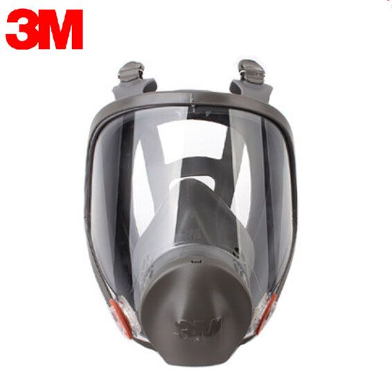 $155.50 (Buy here: http://appdeal.ru/doz7 ) 3M Respirator 6900 painted single face mask vapor protection mask reusable full face mask M2056 for just $155.50