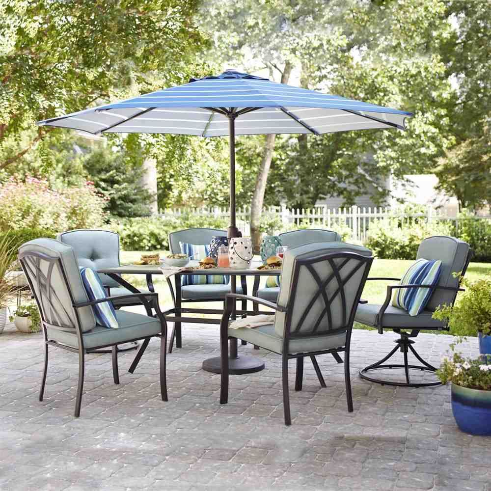 Backyard Patio Design Ideas | Lowes patio furniture, Patio ... on Lowes Outdoor Living id=14939