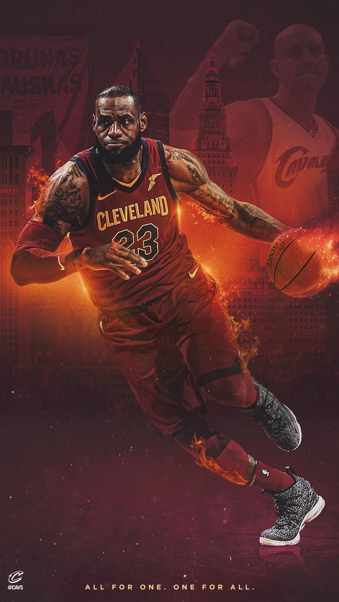 Lebron James Hd Iphone Wallpaper Hupages Download Iphone Wallpapers Lebron James Wallpapers Lebron James Lebron James Cleveland