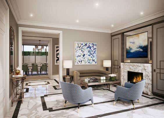 pin von bunga karnisa auf ideas for the house | pinterest ... - Innenarchitektur Design Modern Wohnzimmer