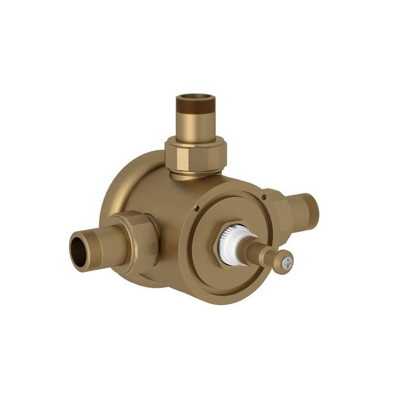 Rohl U 5585bo Shower Valve Shower Tub Plumbing