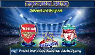 Prediksi Skor Arsenal vs Liverpool 14 Agustus 2016 Malam
