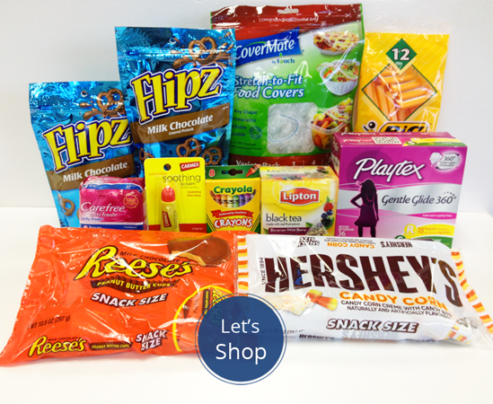 Let's Shop at Walmart: Free CoverMates and Cheap Halloween Candy! Week of 10/19.