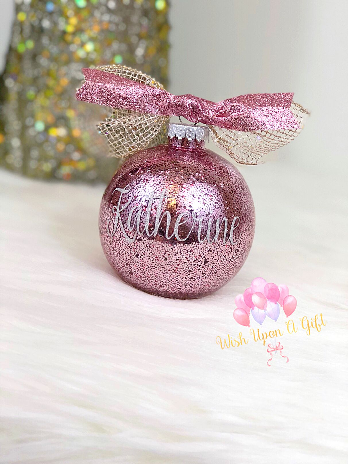 custom made personalized christmas ornament personalized ornaments