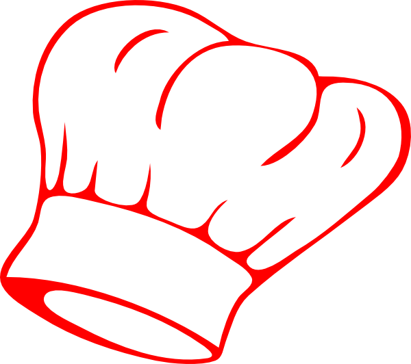 Vector Clip Art Online Royalty Free Public Domain Chefs Hat Chef Kid Chef