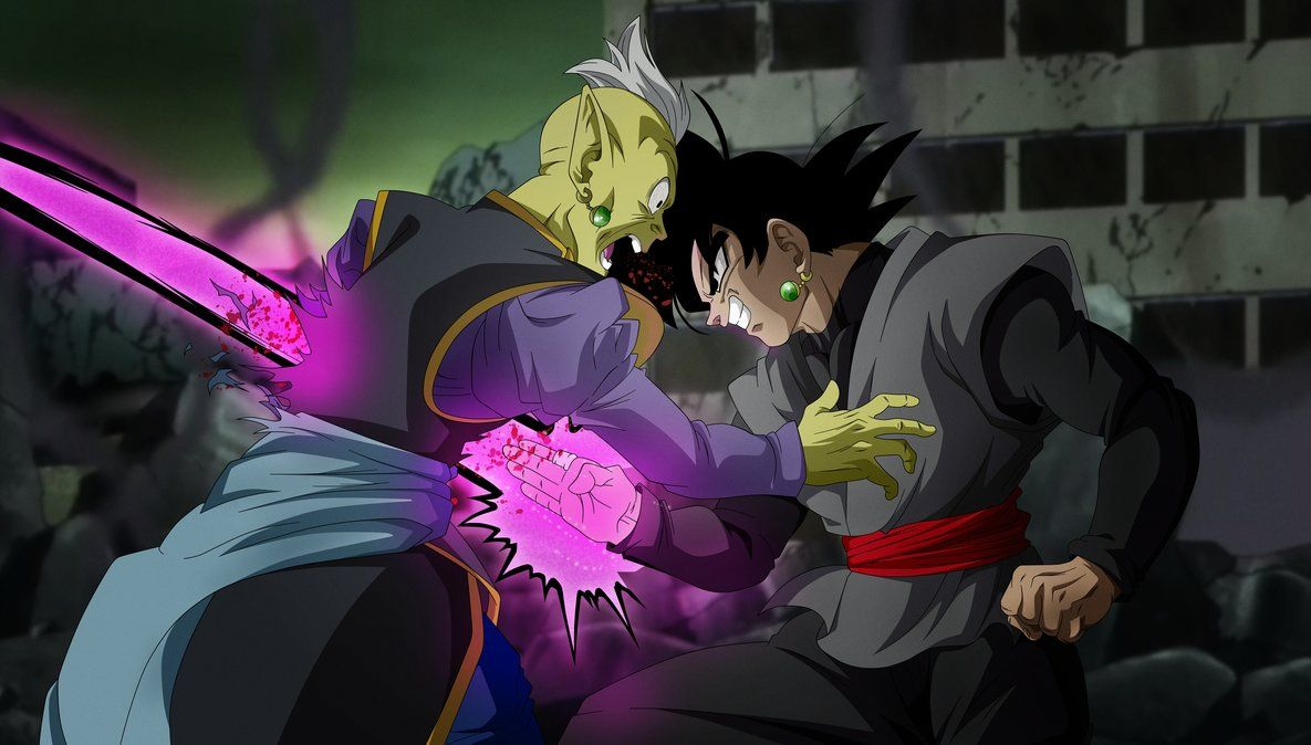 Death Is A Mercy To Fool S Like You By Koku78 Anime Dragon Ball Super Dragon Ball Art Anime Dragon Ball