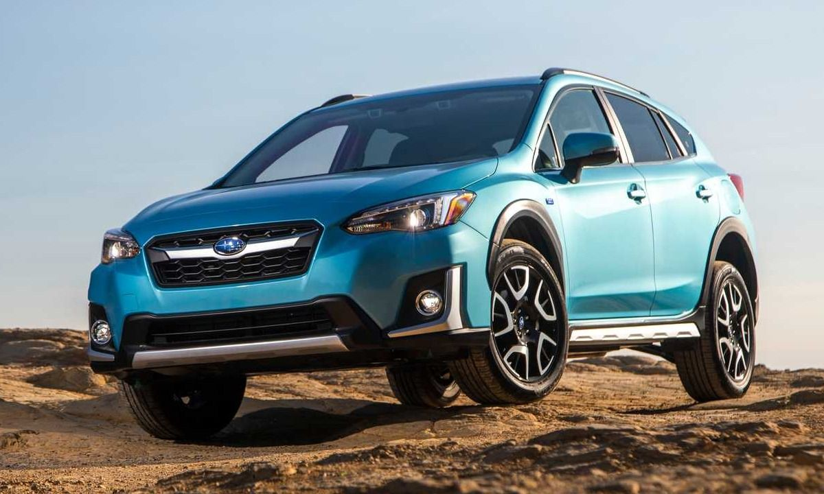 Subaru Introduces Its First Ever Plug In Hybrid Model The New Crosstrek Hybrid It Is Also Capable Off Road Subaru Subarucrosstrek Hybridcars Hybrid Plu