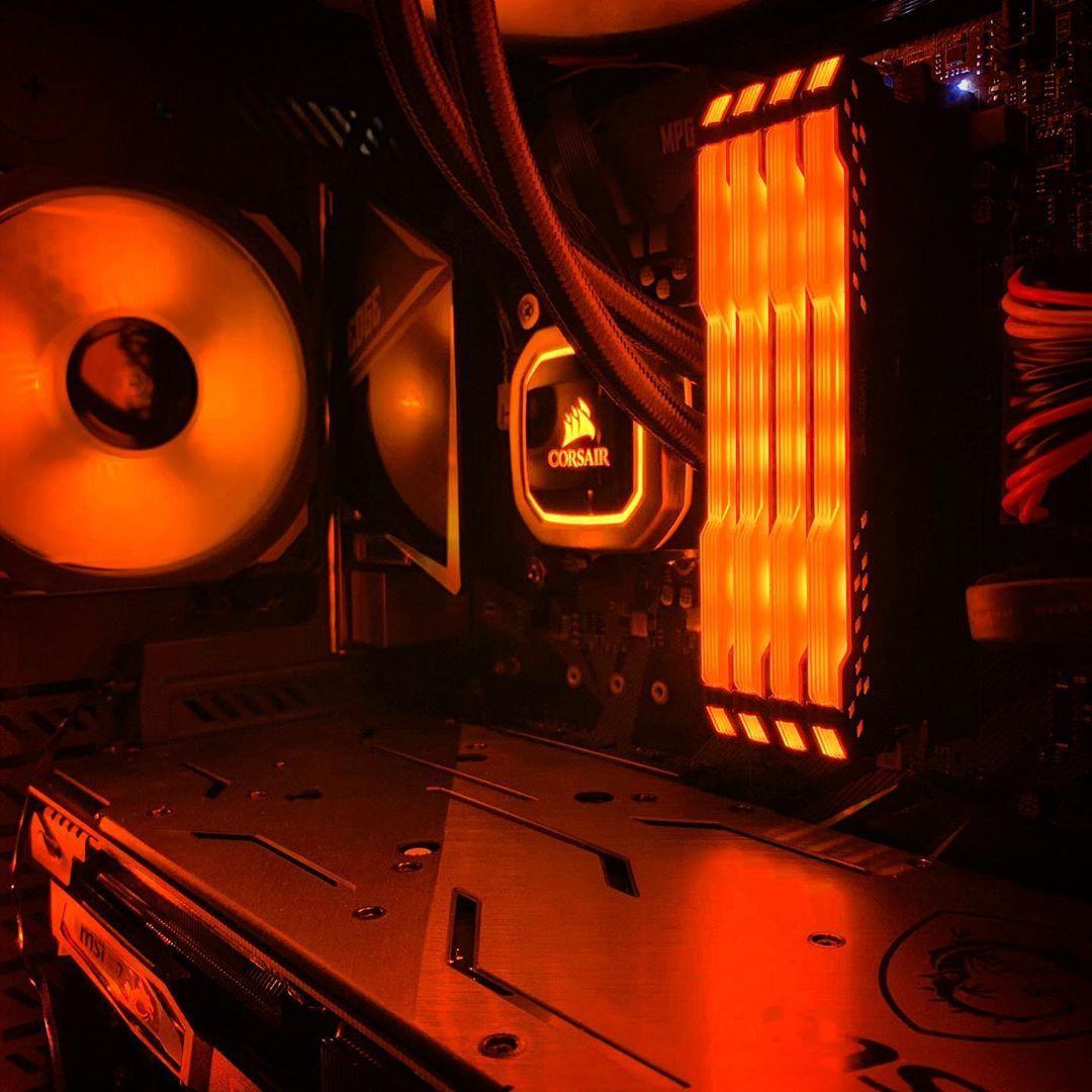 Orange Things orange rgb