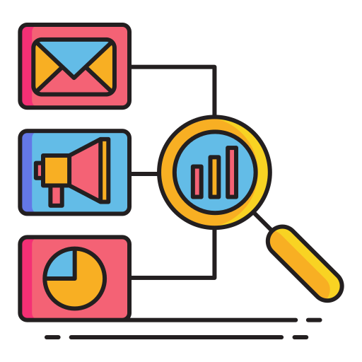 Market Research Free Vector Icons Designed By Flat Icons Vector Free Free Icons Vector Icon Design