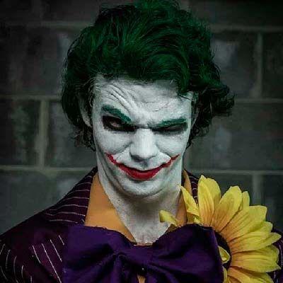 Disfraz casero de halloween para adulto del joker - Disfraz halloween casero ...