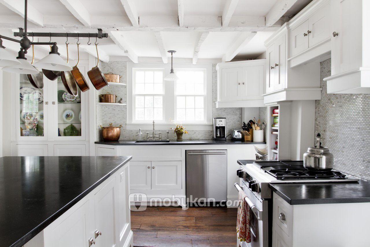 صور مطابخ واشكال مطابخ تتناسب مع كافة الأذواق من اختيار موبيكان Interior Design Kitchen Kitchen Trends Kitchen Remodel Design