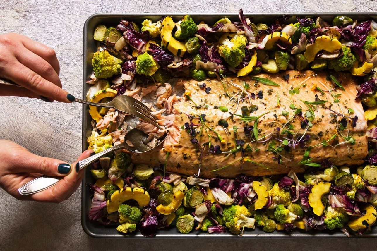 Quick & Easy Sheet Pan Meals