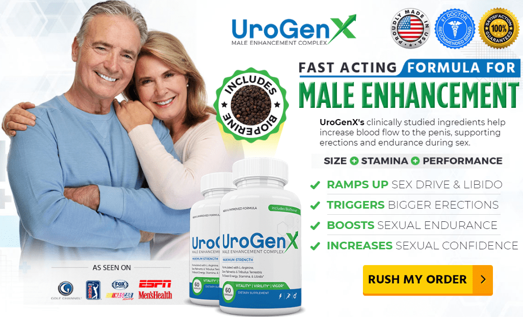 Urogenx Male Enhancement Pills Reviews Side Effects Ingredients