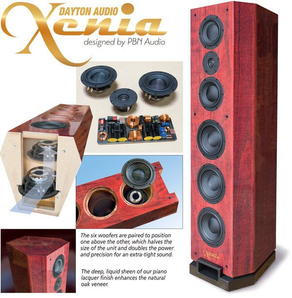 Dayton Audio Xenia