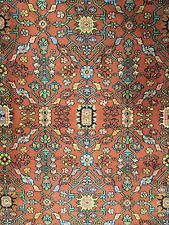Wonderful Williamsburg 1930s Antique Karastan Rug Oriental Carpet 8 X 12 2