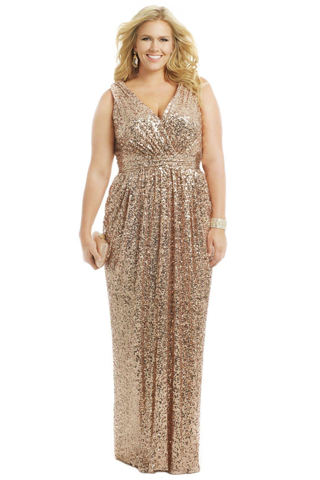 Sequined Bridesmaid Dress | Wedding Ideas | Pinterest | Badgley ...