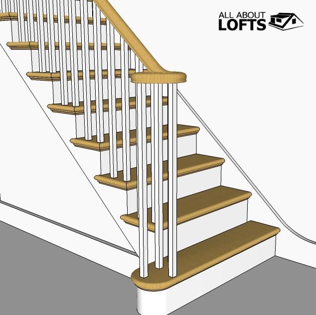 Best Single Post Loft Conversion Loft Conversion Stairs Loft 400 x 300
