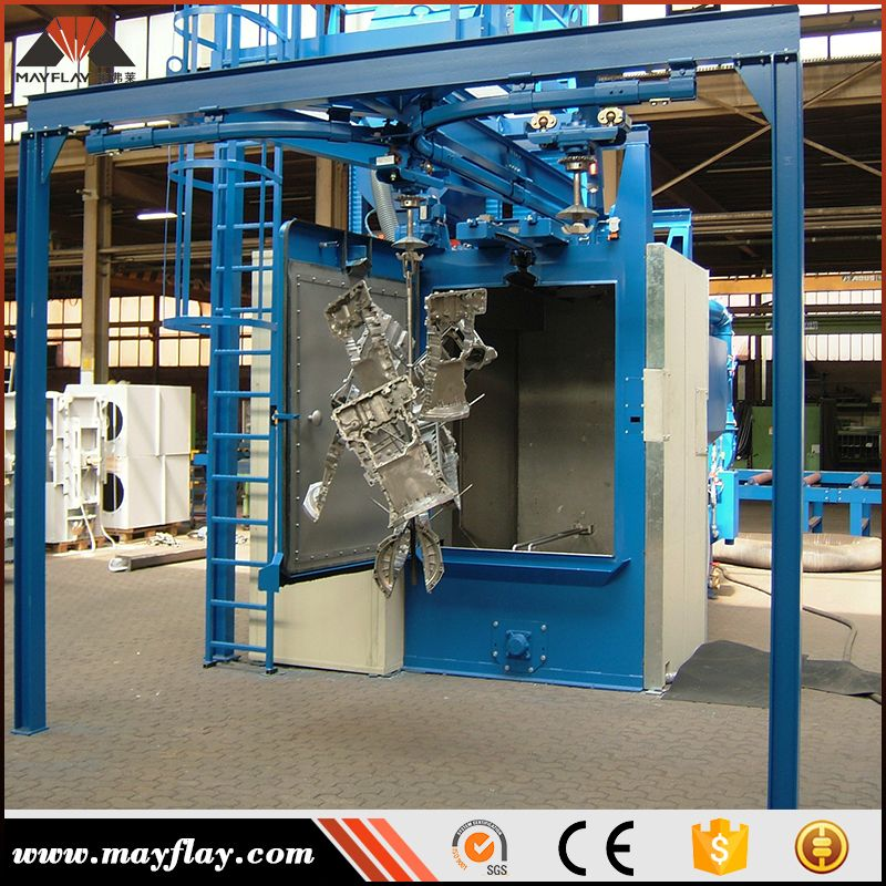 MAYFLAY Best Dustless Blaster Shot Blasting Equipment For