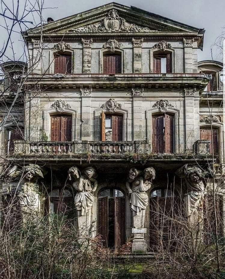 Pin By Heather On Abandoned Places