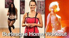 Heat Up Your Home Workout With These Burlesque Dance Moves