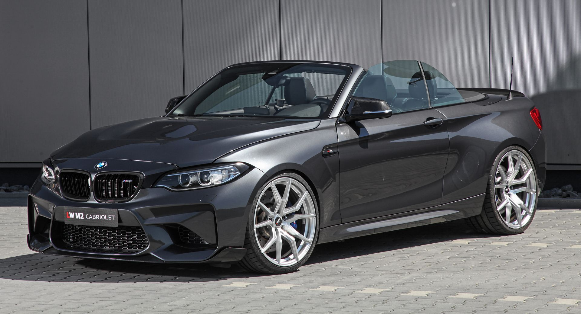Tuner Will Build You A Bmw M2 Cabriolet For 90k Bmw M2 Bmw