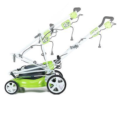 Greenworks Electric Lawn Mower Cordless Lawn Mower Lawn Mower Best Lawn Mower