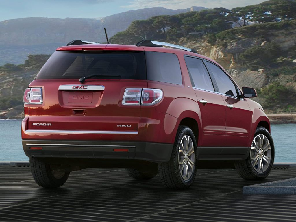 Gmc Acadia Suv Red Color Best Car Image Cars Cadillac Buick Gmc