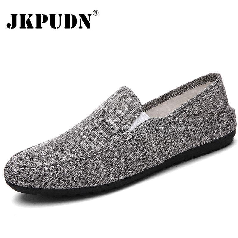 $37.32 (Buy here: https://alitems.com/g/1e8d114494ebda23ff8b16525dc3e8/?i=5&ulp=https%3A%2F%2Fwww.aliexpress.com%2Fitem%2FNew-2016-Men-Loafers-Brand-Canvas-Espadrilles-Fashion-Flats-Shoes-Man-Casual-Espadrilles-Men-Slip-On%2F32696124320.html ) New 2016 Men Loafers Brand Canvas Espadrilles Fashion Flats Shoes Man Casual Espadrilles Men Slip On Canvas Shoes Zapatos Hombre for just $37.32