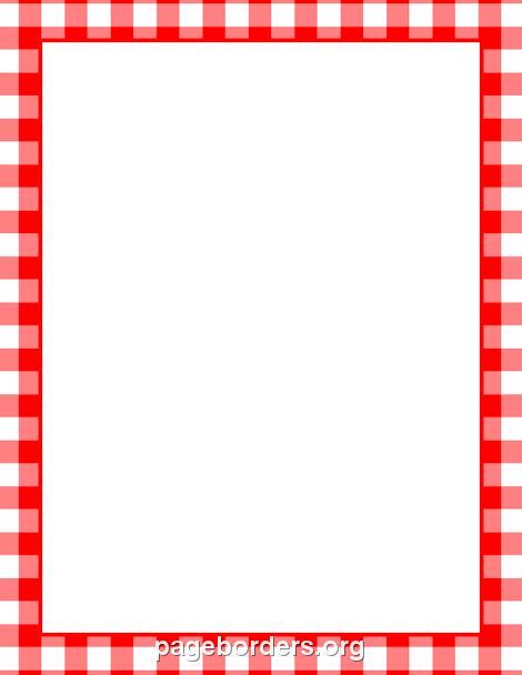 menu border paper page borders borders for paper clip art