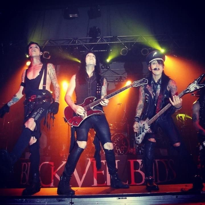 Andy, Jake and Ashley !