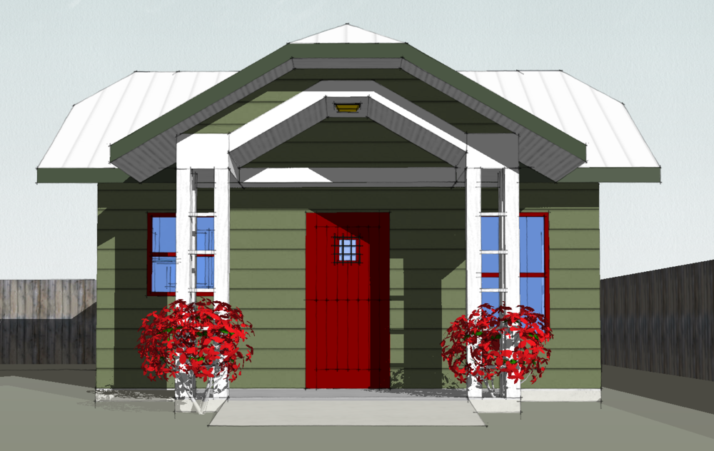 Ada Compliant House Plans no. 33 - cascadia cottage accessory dwelling unit | the smalls