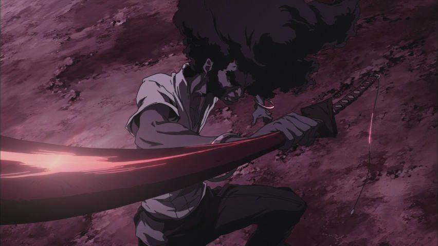 Afro Samurai Resurrection Afro Samurai Anime Anime Screenshots
