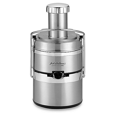 Jack LaLanne Stainless Steel Power Juicer Pro $149.99 Bed Bath and Beyond (check that this is the same one mom has)