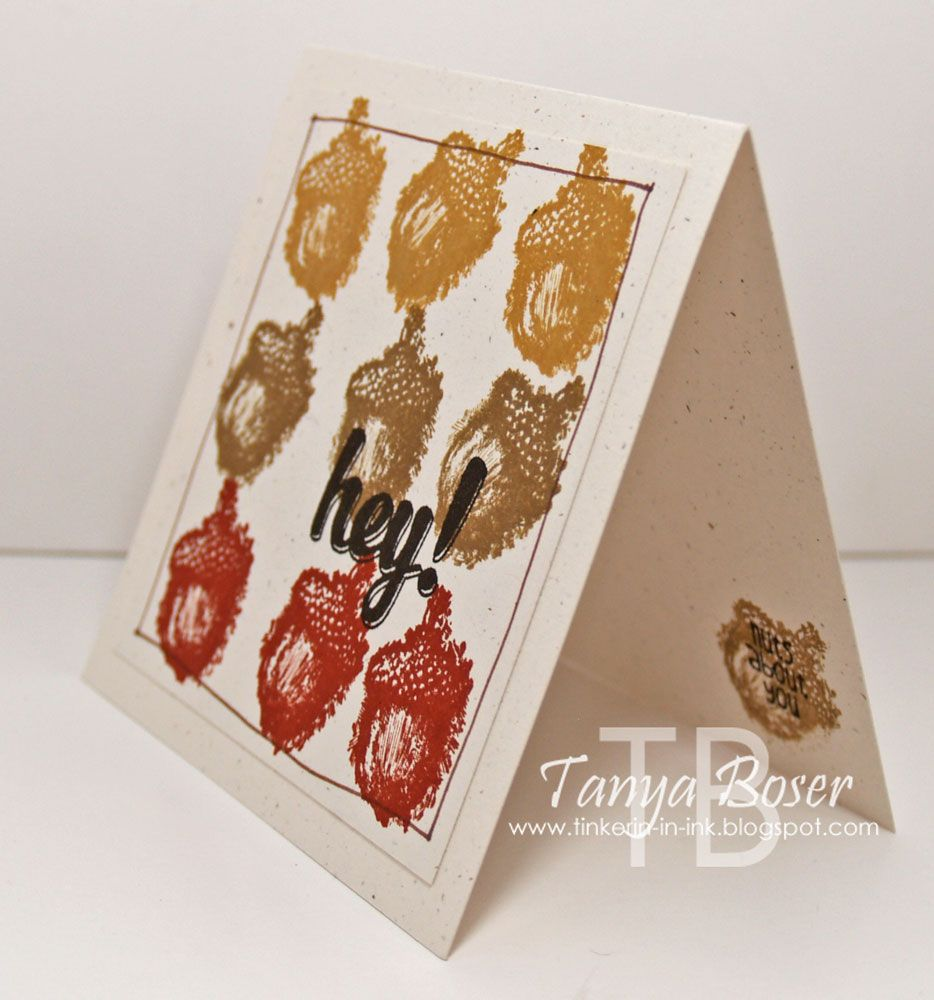 Tinkerin In Ink with Tanya: Stamp Review Crew: Truly Grateful Edition
