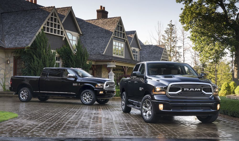 2018 Ram Lineup Is Right Around The Corner What Are Changes