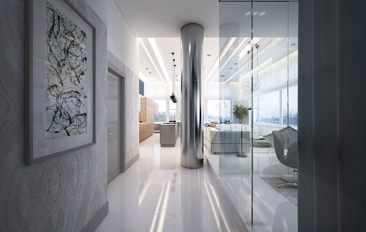 Attractive Awe Inspiring Hudson River Apartment