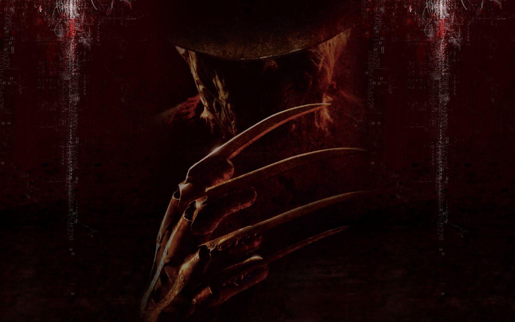 Freddy Krueger Wallpaper All Things Elm Street Pinterest