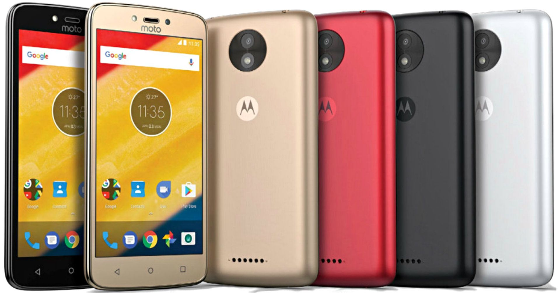 Moto C and Moto C Plus Latest Announcements of UK Price Release Date & Specifications