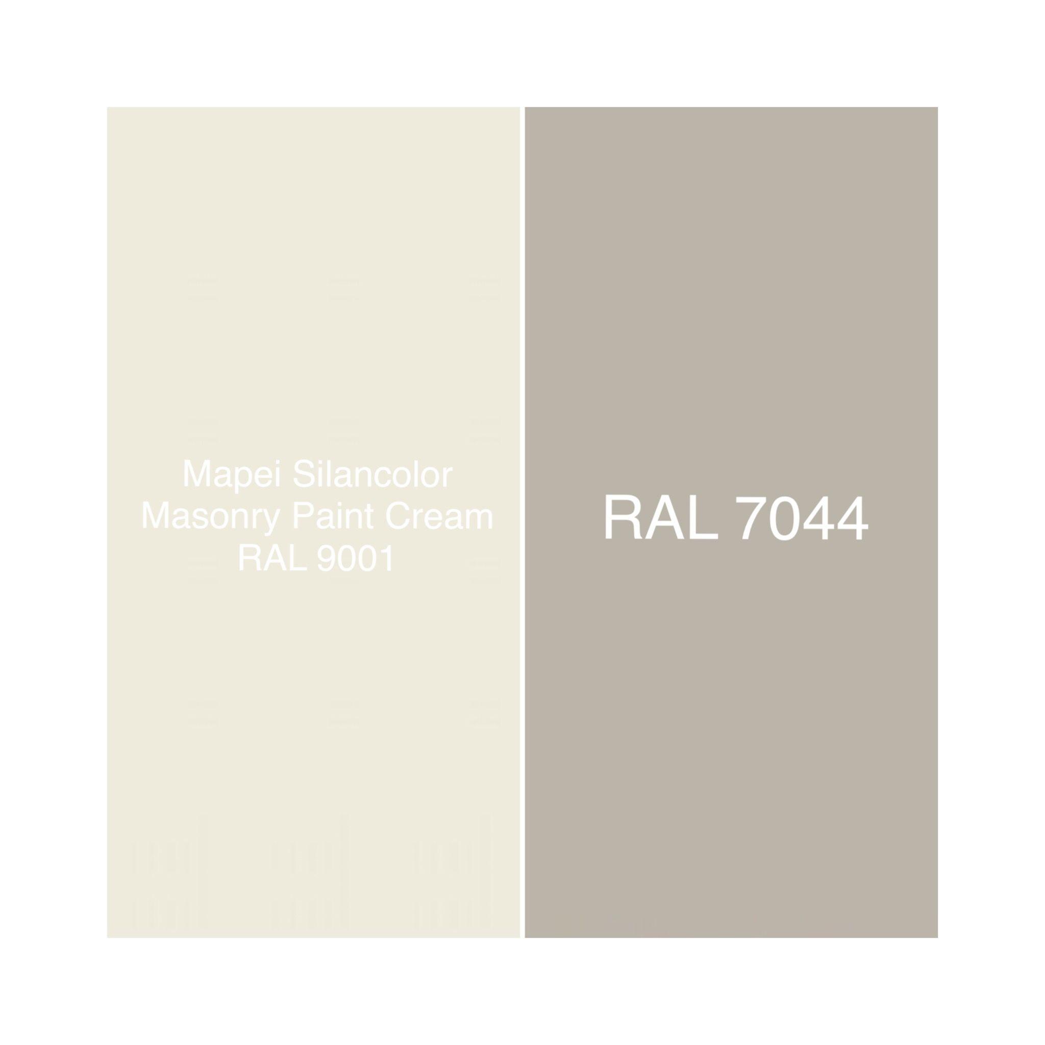 Color Tortora Ral 7044 pin by elizabeth atwell on windows | masonry paint, masonry
