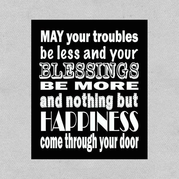 Irish Blessing About Your Home Google Search Quotes - New home quotes