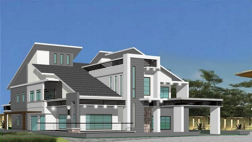 related image modern home exteriorsmodern homesexterior - Modern Homes Exterior