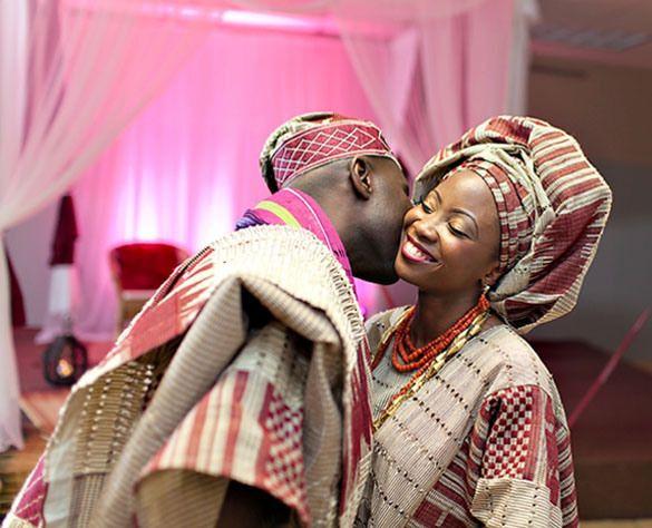 Un mariage traditionnel au Sénégal