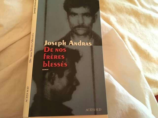 Joseph Andras - De nos frères blessés - Acte Sud