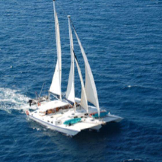 Catamaran Virgin Islands Vacation: Trimaran...........Sail It Around The Caribbean