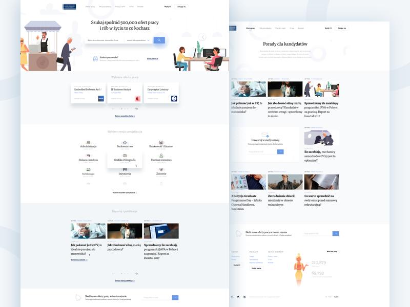 Jobs Portal Web Design Web Design Job Portal Calendar App