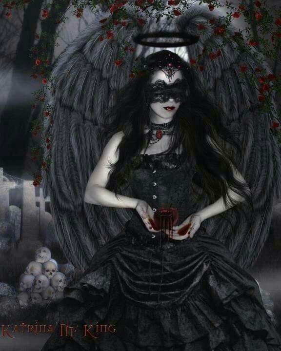 Fallen angel cool pictures in 2019 gothic angel dark gothic art beautiful dark art - Gothic fallen angel pictures ...