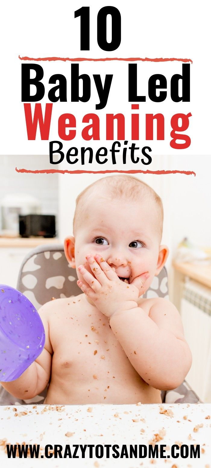 10 Baby Led Weaning Benefits | Baby led weaning, Baby ...