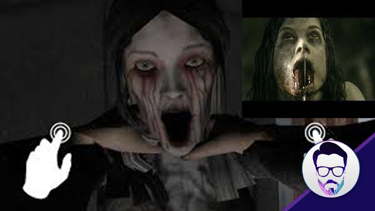 تحميل لعبة The Fear Creepy Scream House الخوف مخيف الصرخة البيت اللان Horror Halloween Face Makeup Halloween Face