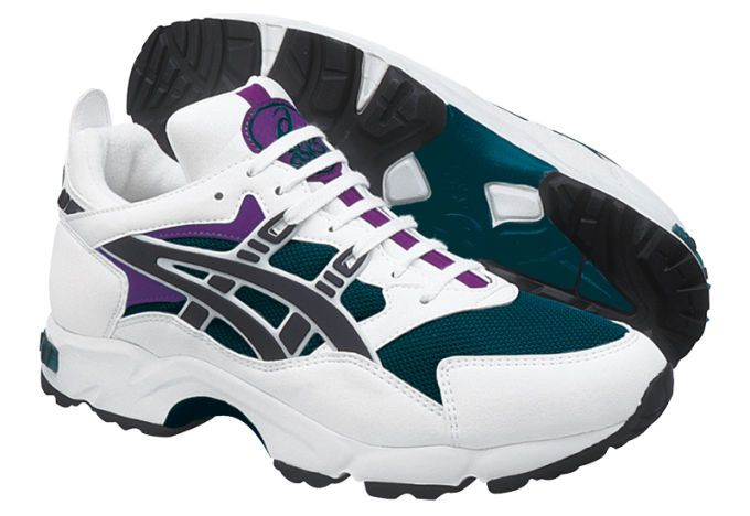 The Complete History of the ASICS GEL-Kayano - 2   Asics, Asics ...